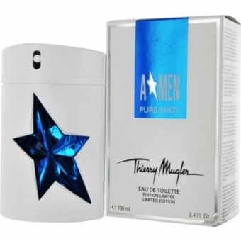 Thierry Mugler A*Men Pure Shot parfüm