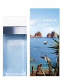 Dolce & Gabbana Light Blue Love in Capri parfüm