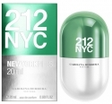 Carolina Herrera 212 New York pills NYC parfüm