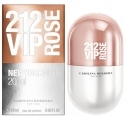 Carolina Herrera 212 New York Pills VIP Rosé parfüm