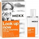 Mexx  Look up now for her