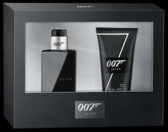 James Bond 007 Seven Intense szett parfüm