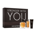 Giorgio Armani Emporio Armani Stronger with you Szett parfüm